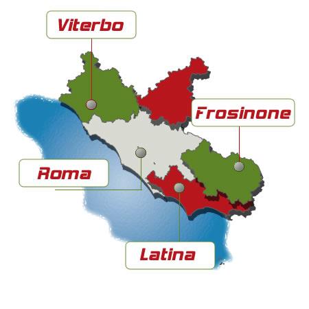 Turismo Lazio
